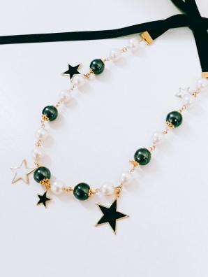 星のネックレス☆彡