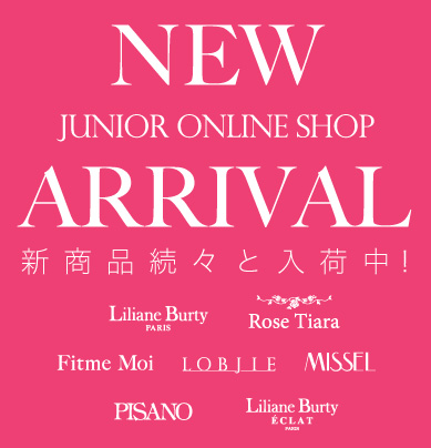 JUNIOR ONLINE SHOP NEW ARRIVAL