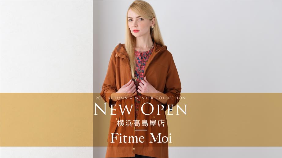 Liliane Burty NEW OPEN 横浜髙島屋