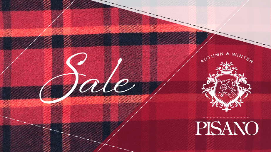 PISANO 2020 WINTER SALE!