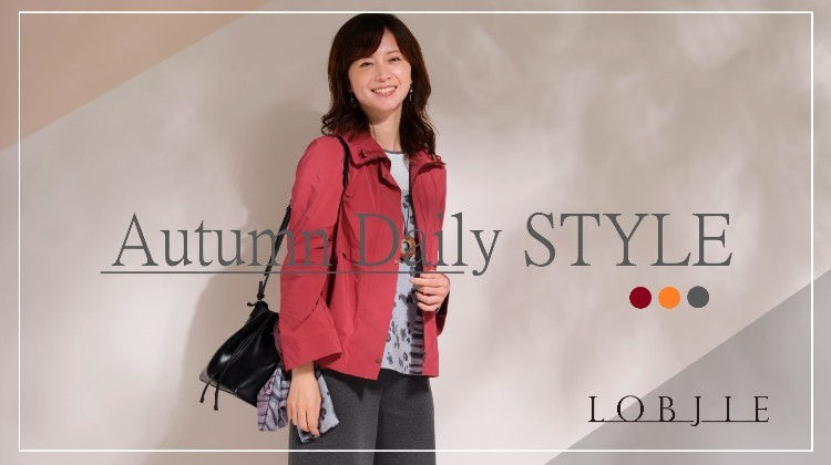 【LOBJIE】-Autumn Daily STYLE-