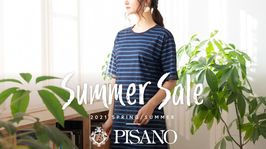 PISANO 2021 SUMMER SALE!